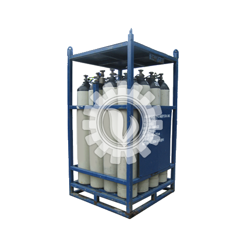 Industrial Nitrogen in Manifold Pallet (115m³ / 150 Bar)