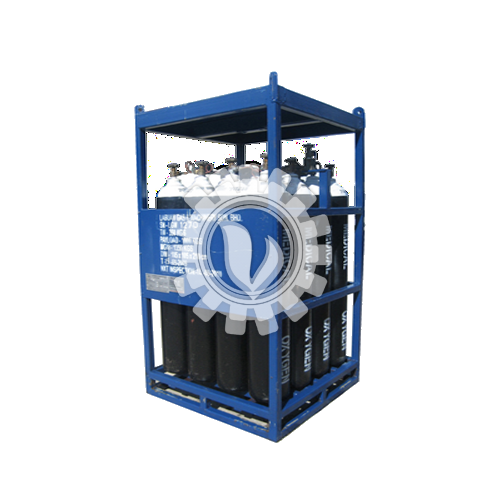 Medical Oxygen in Manifold Pallet (115m³ / 150 Bar)