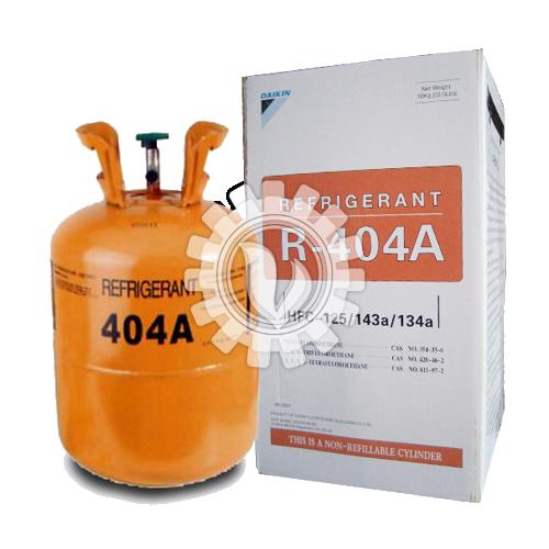Daikin Refrigerant R-404A (10 kgs / Jug)
