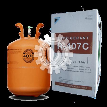 Daikin Refrigerant R-407C (10 kgs / Jug)