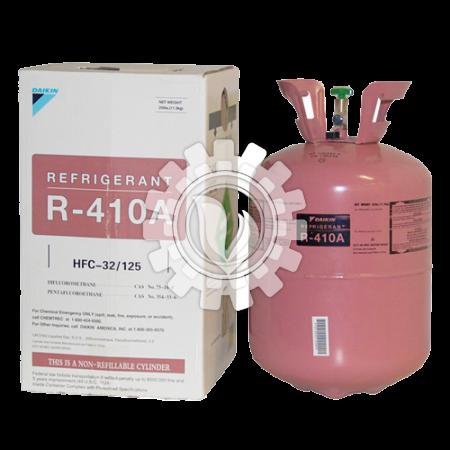 Daikin Refrigerant R-410A (11.3 Kgs / Jug)