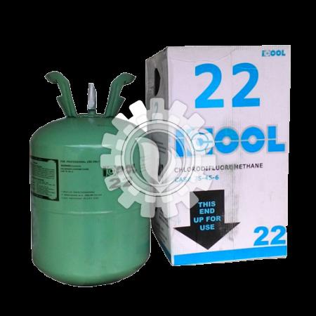 iCOOL Refrigerant R-22 (13.6 Kgs / Jug)