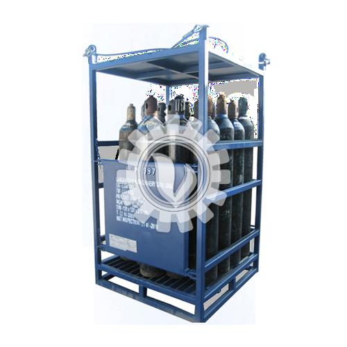 Industrial Oxygen (7.2m³ / 150 bar)