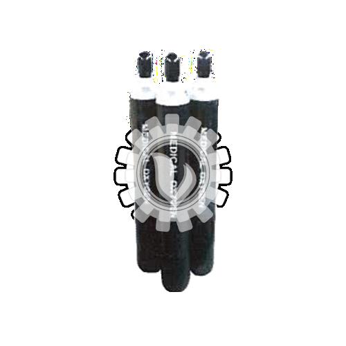 Medical Oxygen (7.2m³ / 150 Bar)