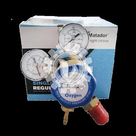 Matador Oxygen Regulator
