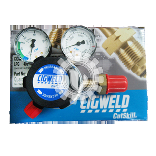 Cigweld Argon Regulator