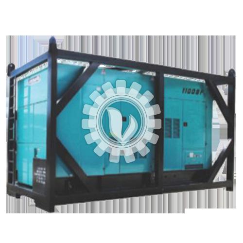 Diesel Genset Offshore & Rig Safe (10 to 1100 kva)