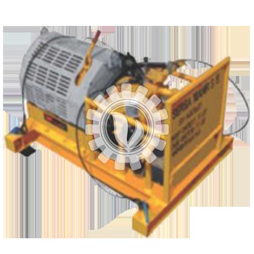 Air Winch Utility & Man Rider (2, 2.5, 5, 7 & 10 ton)