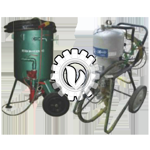 Blasting Pot (300 & 600 lbs); Airless Spray Pump (45:1, 60:1)