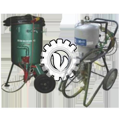 Blasting Pot (300 & 600 lbs); Airless Spray Pump (45:1, 60:1)