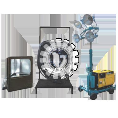 Flood Light & Junction Box (Standard & Ex-Proof)