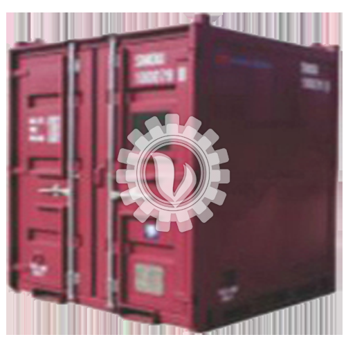 6′ Mini & 10′ Closed Container DNV 2.7-1/ BS EN 12079:2006