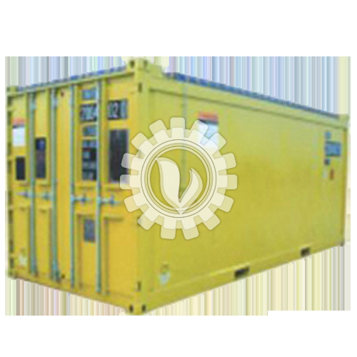 Open Top Container (20′) DNV 2.7-1/BS EN 12079:2006