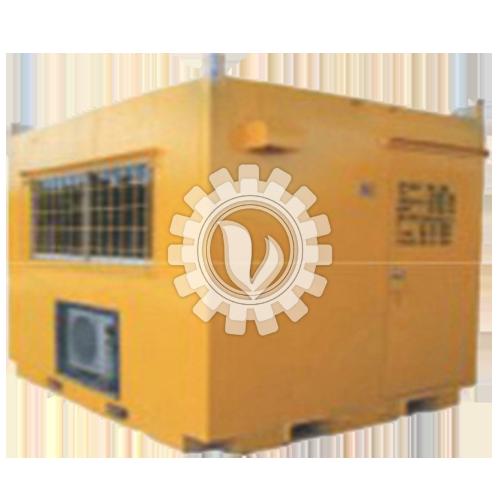 Portable Cabin (10′ & 20′) BS EN 12079:2006