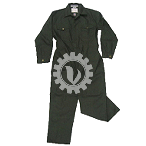 Supersonic Flame Resistant Coverall (M, L, XL, 2XL, 3XL, 4XL)