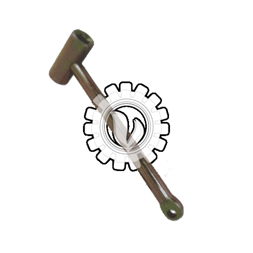 Spindle Key Type 'T'