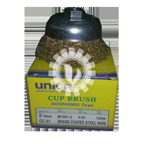 Cup Brush UNION Non Spark