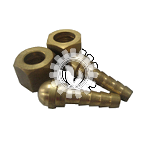 Hose Fitting Assembly Barb (Tail Size: 1/4″, BSP: 3/8″)